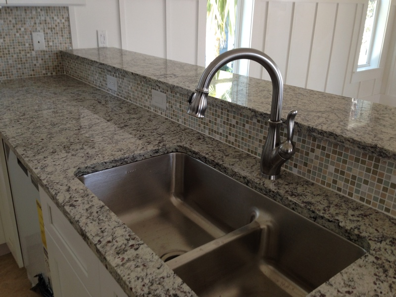 They Are Scratch Resistant, Heat Resistant, And Stain Resistant. For Those  With Kids, Or Those Who Cook Often, The Man Made Counter Top Can Be A Great  ...