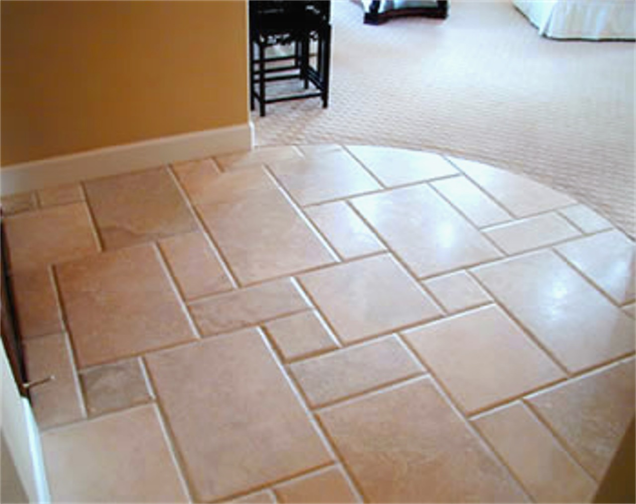 French Pattern Porcelain Tile